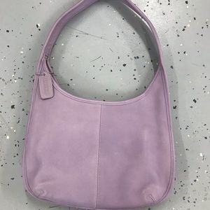 Coach Lilac Hobo Bag